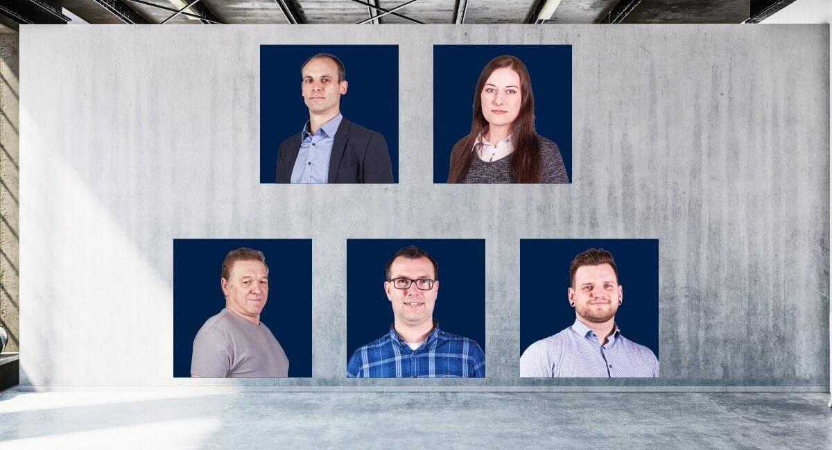 FEIL aktuelles Team