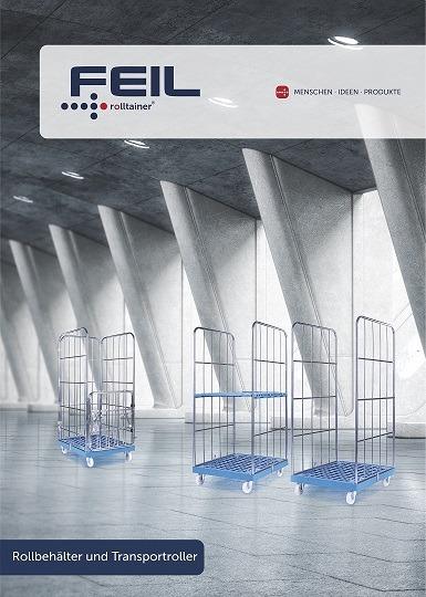 FEIL rolltainer Katalog 2020