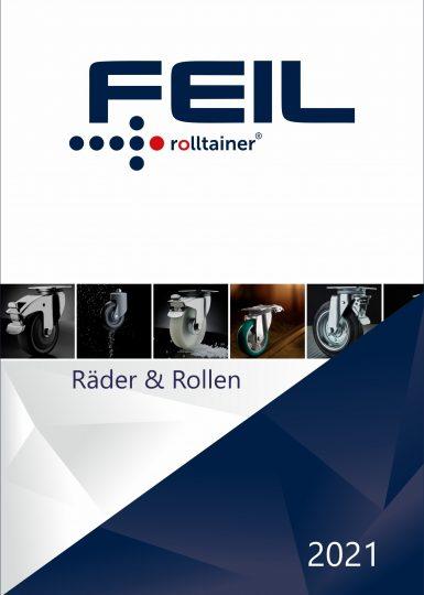 FEIL rolltainer - Räder und Rollen Katalog 2021